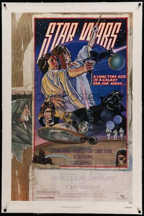 Movie Poster Preservation and Restoration Linen 7