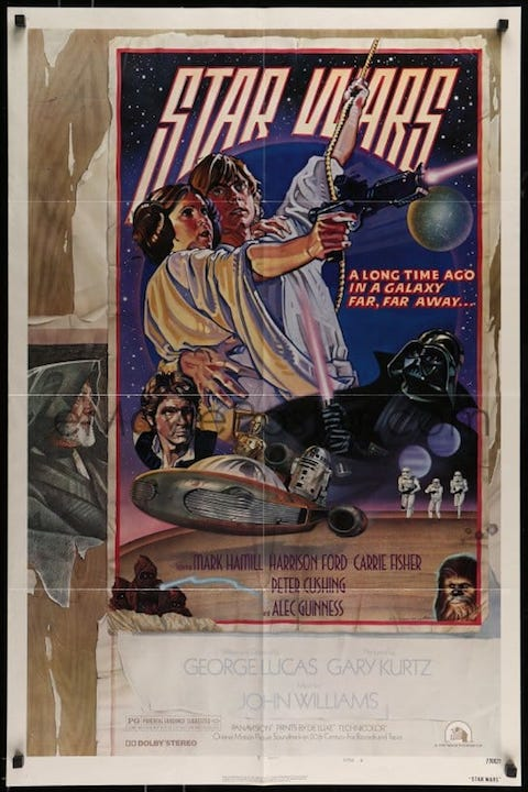 Movie Poster Preservation and Restoration Linen 8