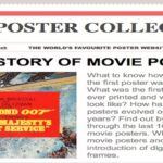 History of Movie Posters