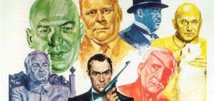 Iconic James Bond Villains