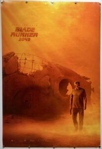 Blade Runner 2049 HARRISON FORD STYLE TEASER UK One Sheet