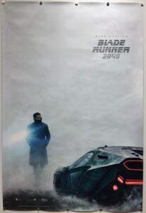Blade Runner 2049 GOSLING STYLE TEASER UK One Sheet