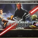 The Phantom Menace | 1999 | 3D Release | UK Quad
