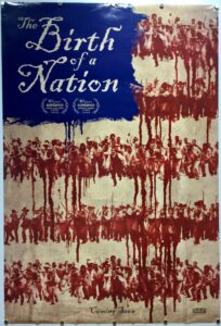 The Birth of a Nation ADVANCE UK One Sheet