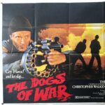 The Dogs of War | 1980 | Style B | UK Quad