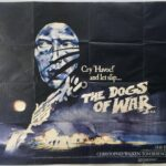 The Dogs of War | 1980 | Style A | UK Quad