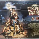 National Lampoons European Vacation | 1985 | UK Quad