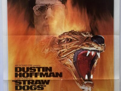 Straw Dogs STYLE D US One Sheet