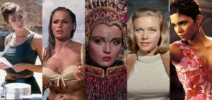 Dressed to Kill! Iconic James Bond Girl Outfits Featured