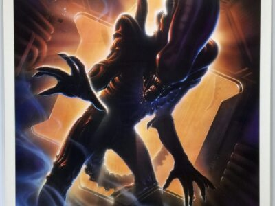 Alien R1994 Killian US One Sheet
