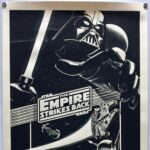 The Empire Strikes Back | 1980 | Secret Cinema Screenprint