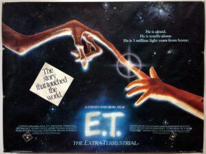 ET the Extra-Terrestrial UK Quad