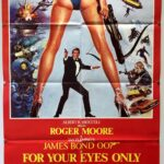 For Your Eyes Only | 1981 | UK One Sheet