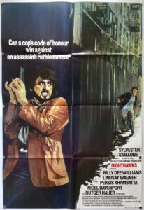 Nighthawks UK One Sheet