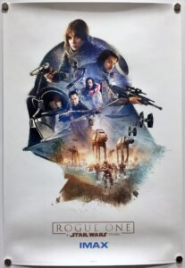 Rogue One Week One IMAX UK Misc