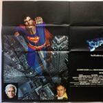Superman: The Movie | 1978 | UK Quad