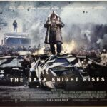 The Dark Knight Rises | 2012 | Style C | UK Quad