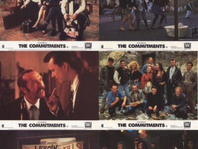 The Commitment UK Lobby Card